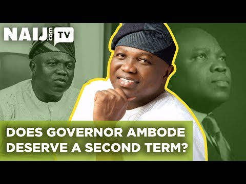 Nigeria News Today:  Does Governor Ambode Deserve a Second Term? | Legit TV