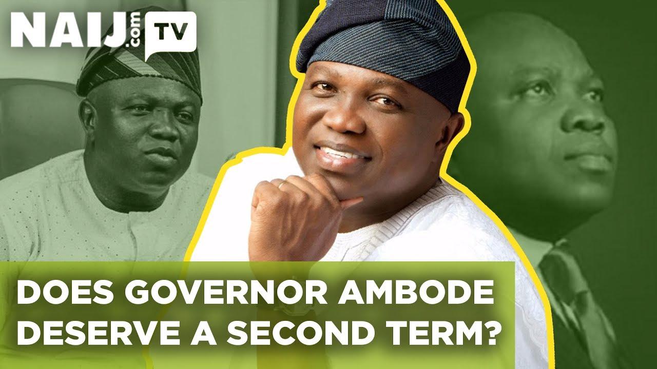 Nigeria News Today:  Does Governor Ambode Deserve a Second Term? | Legit TV