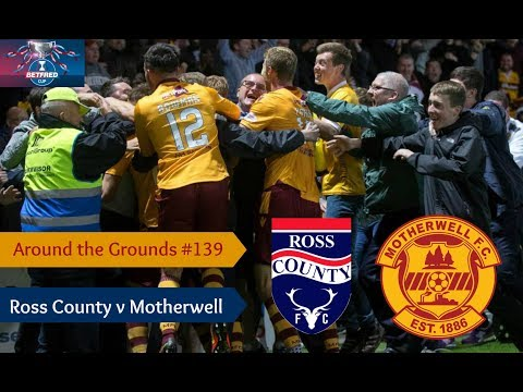 ROSS COUNTY v MOTHERWELL #139 (09/08/2017)