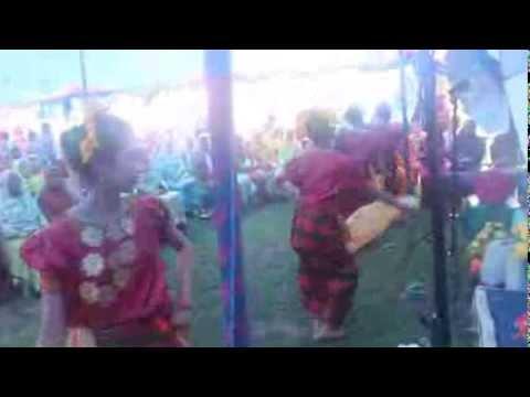 Tari Pasapu Monca Khas Daerah Bima Pulau Sumbawa, NTB