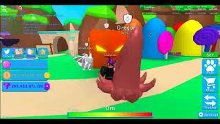 Roblox Bubble Gum Simulator Kraken AND Lord Shock