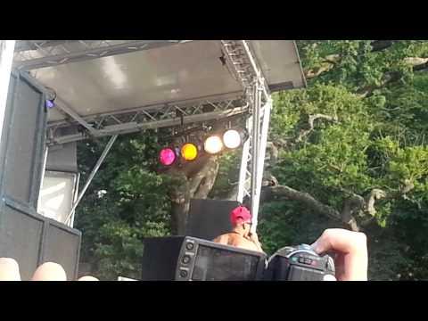 CHAR AVELL-I Wont Leave Birmingham Mela 2013