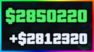 INSANE GTA 5 DLC BUSINESS MONEY GLITCH IS ALLOWING PLAYERS TO MAKE MILLIONS IN GTA ONLINE...BUT HOW?