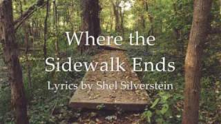 Download Where the Sidewalk Ends - Original Song (Gordon True) MP3 song and Music Video