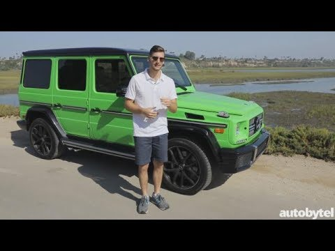 2017 Mercedes-Benz AMG G65 Test Dive Video Review - $220K = 621HP/738TQ