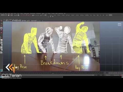Онлайн школа анимации и компьютерной графики CGTarian.com