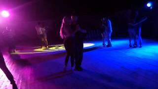 Dmitriy Slavkov & Sara Lopez Kizomba 2016, Ukraine, Danca Festival ,Kizomba party