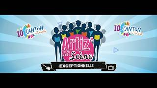 coverture Facebook Artiz'en Scene