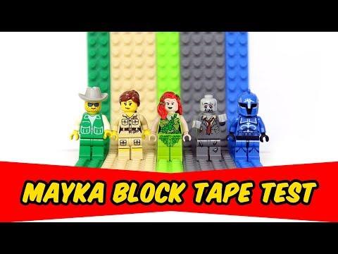 Mayka Block Tape (former Nimuno Loops) Test