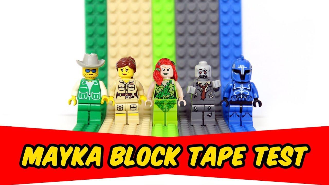 Mayka Block Tape Former Nimuno Loops Test Youtube