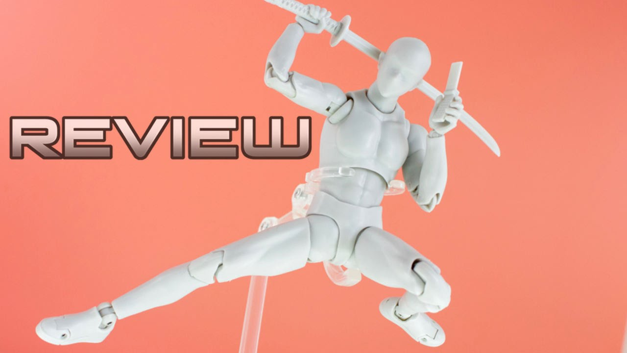 Gray Body Kun 2.0 DX Set Male Variable Doll PVC Figure Model SHF S H Figuarts