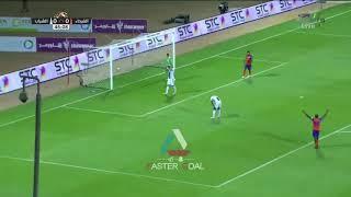الفيحاء 1 × 3 الشباب | أهداف المباراة