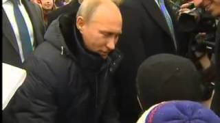 Прикол, Мальчик Путин и Дзюдо)