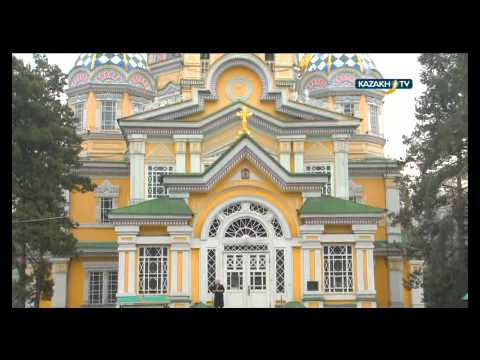 Cultural and financial center of Kazakhstan – Almaty city