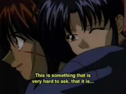 Kenshin Says Kaoru's Fat - YouTube