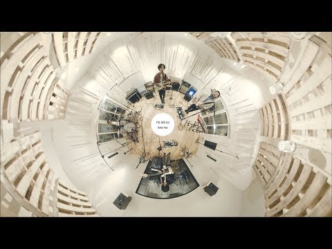 FIVE NEW OLD - Better Man 【360° Degree Video, Live at Red Bull Music Studios Tokyo】