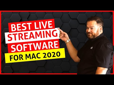 Best Live Streaming Software for Mac 2020 | King of Video | Unfiltered
