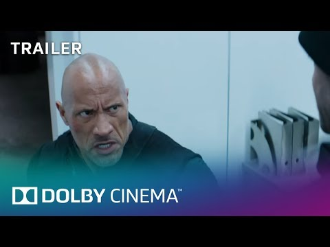 Fast & Furious Presents: Hobbs & Shaw - Trailer 2 | Dolby Cinema | Dolby