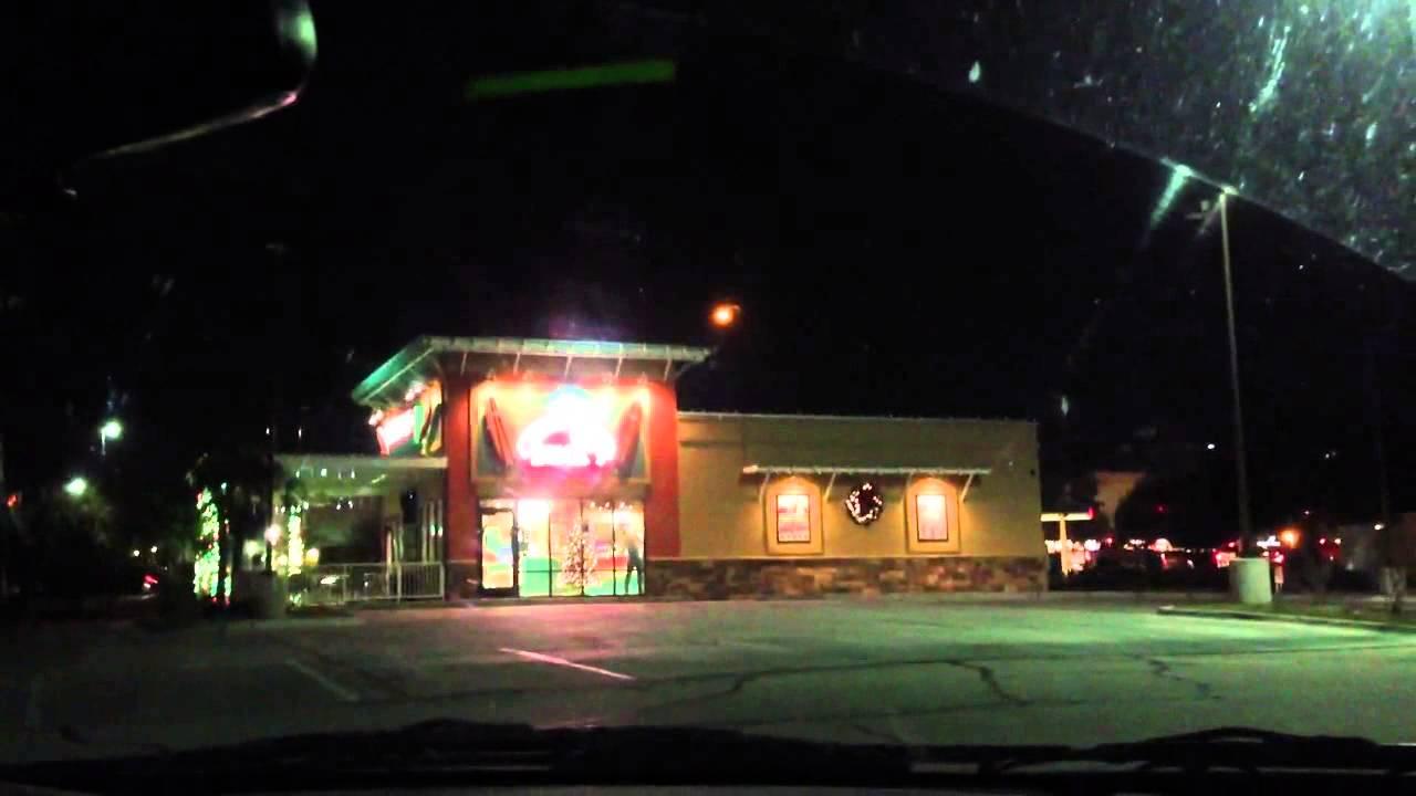 Bahama Buck's Christmas Lights - College Station, TX 2013 - YouTube