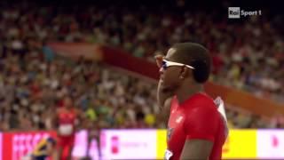 Mondiali 2015 - Christian Taylor ORO (salto triplo)