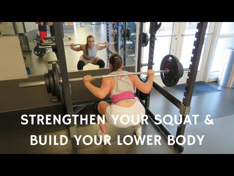 Mobility Routine & Squat Workout || Build Your LEGS & BOOTY