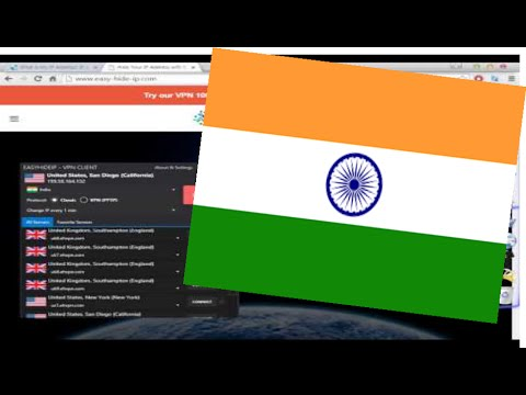 How To Get A Indian Ip Address! (India Vpn With Proxy List) Software