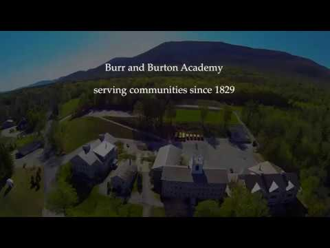 This is my School - Burr and Burton Academy