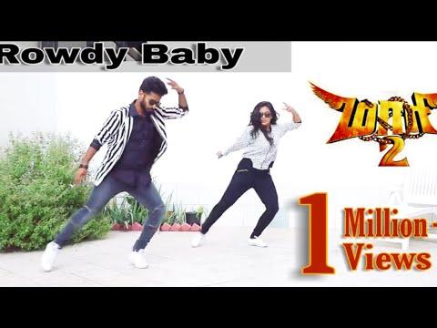 Maari 2 - Rowdy Baby (Video Song) | David Boon Choreography|