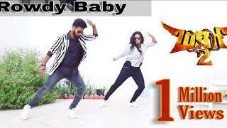 #Rowdybaby #Rowdybaby Maari 2 Rowdy Baby ( Song)   David boon choreography 