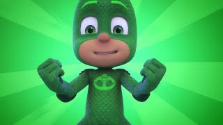 PJ Masks Full Episodes 2017 - GIANT SUPERHEROES! - 1 Hour Compilation - Cartoons for Children thumbnail