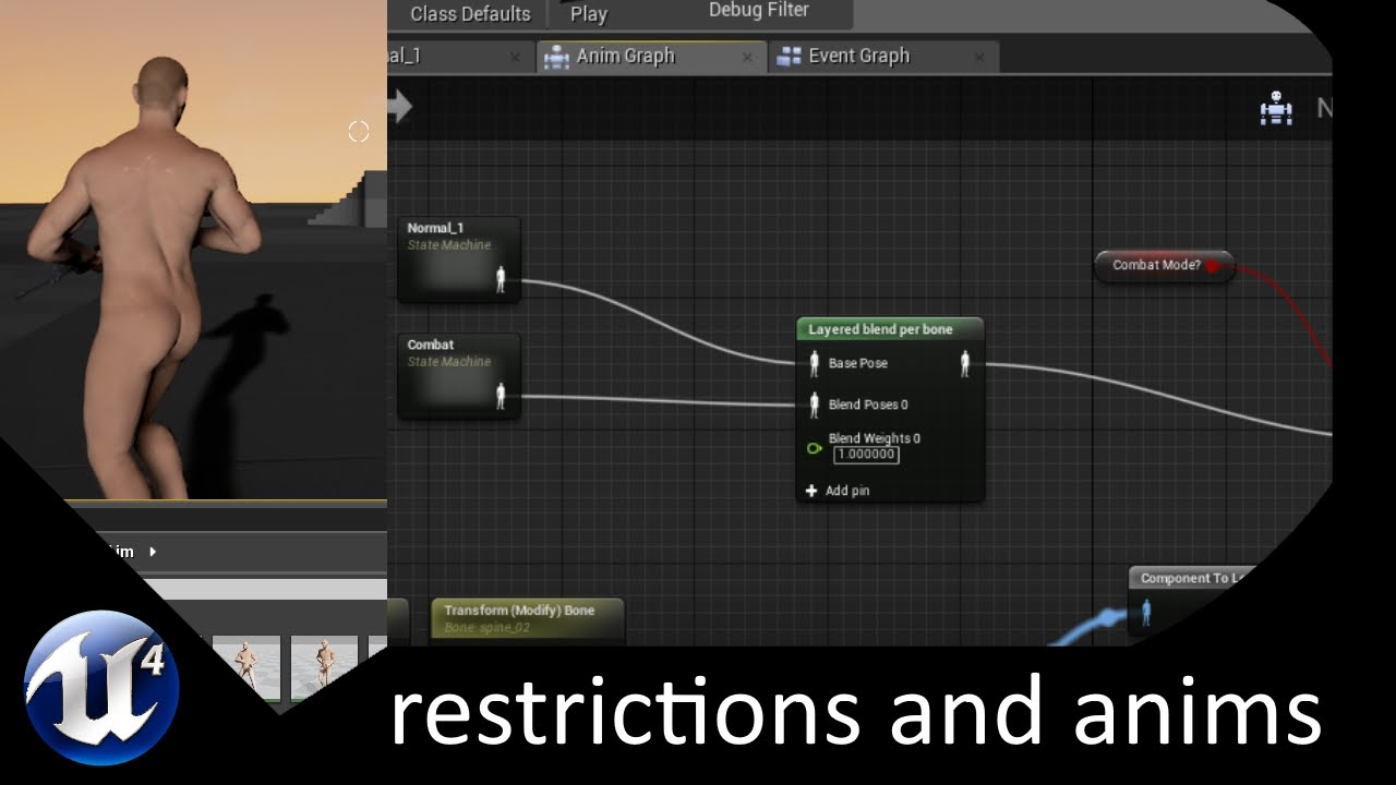 Ue4 Animations
