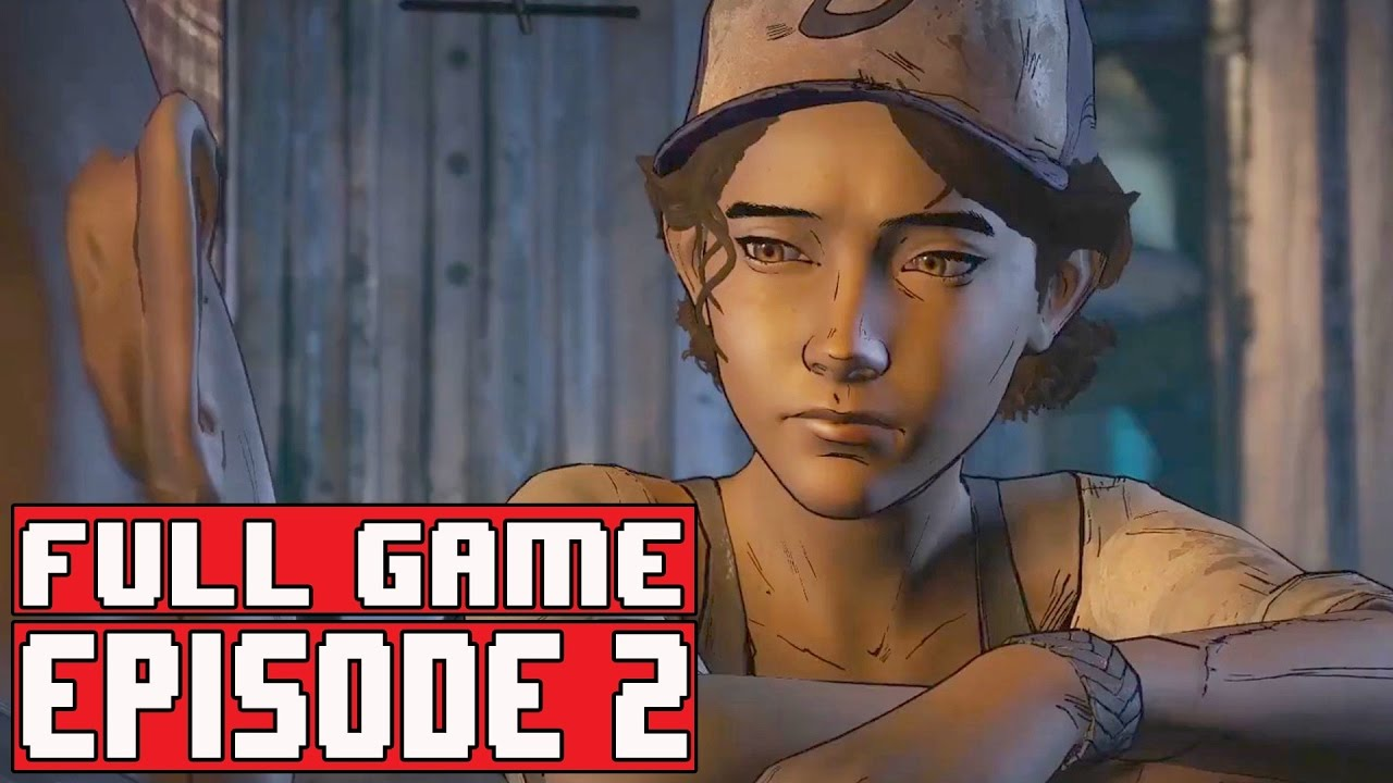 The Walking Dead New Frontier Episode 2 Gameplay Walkthrough Part 1 Full Game Season 3