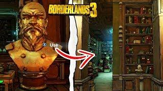 Borderlands 3 | What Happens if You Solve the Puzzle Inside Jakob's Estate? (Borderlands 3 Secrets)