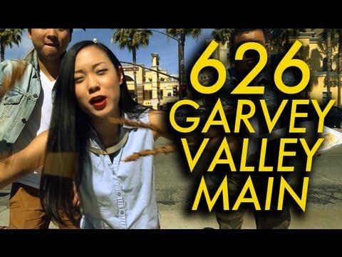Garvey, Valley, Main, Huntington (MUSIC VIDEO) - Fung Brothers Ft. Priscilla Liang | Fung Bros