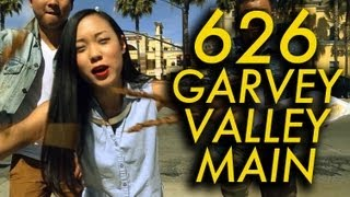 Garvey, Valley, Main, Huntington (MUSIC VIDEO) - Fung Brothers ft. Priscilla Liang