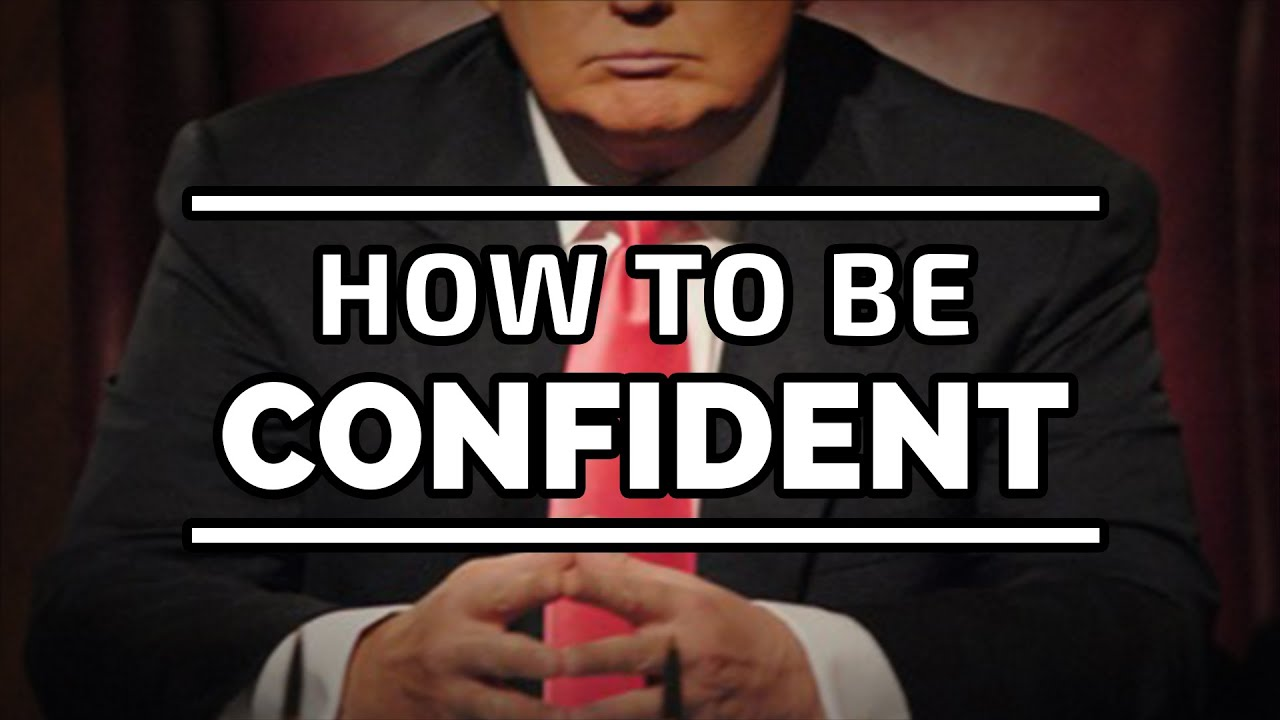 How to be confident - 3 IMMEDIATE TIPS to be more comfortable in your own skin