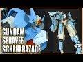 HGBD Seravee Gundam Sheherazade Review - GUNDAM BUILD DIVERS - セラヴィーガン…