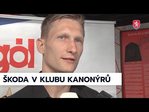 Milan Škoda novým členem Klubu ligových kanonýrů týdeníku GÓL