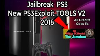 Jailbreak Your PS3 | 2018 With PS3Exploit TOOLS V2