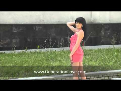 Ukrainische Frau auf der Suche nach Liebe, Romantik und echten Beziehungen | GenerationLove