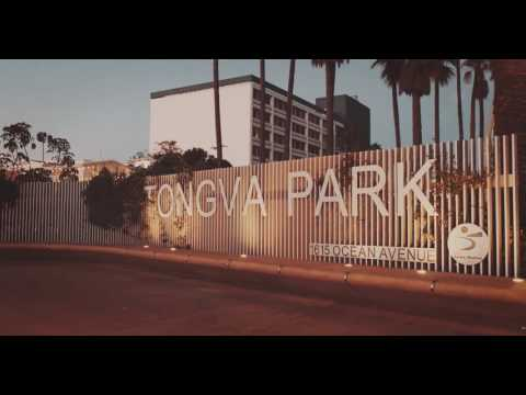 Tongva Park Santa Monica