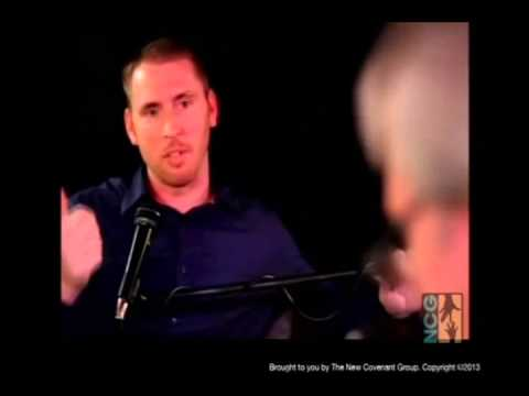 Eric Hovind gets scared by the honesty of a true Christian (Dr. Michael W. Jones)