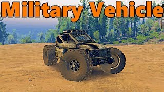 Video Spin Tires | NEW Military Recon Vehicle! download MP3, 3GP, MP4, WEBM, AVI, FLV Mei 2017