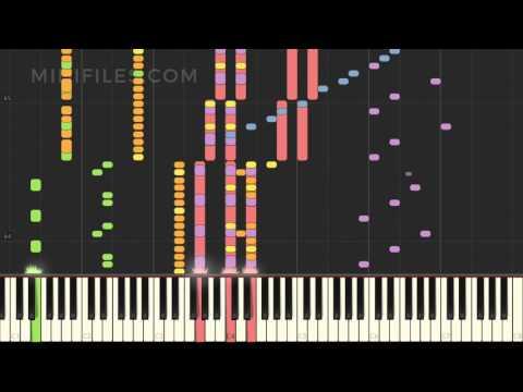 Perplexagon Part 3 / Kebu (Multitrack instrumental version tutorial)