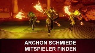 Destiny: Archon Schmiede / Mitspieler finden (Deutsch/German)