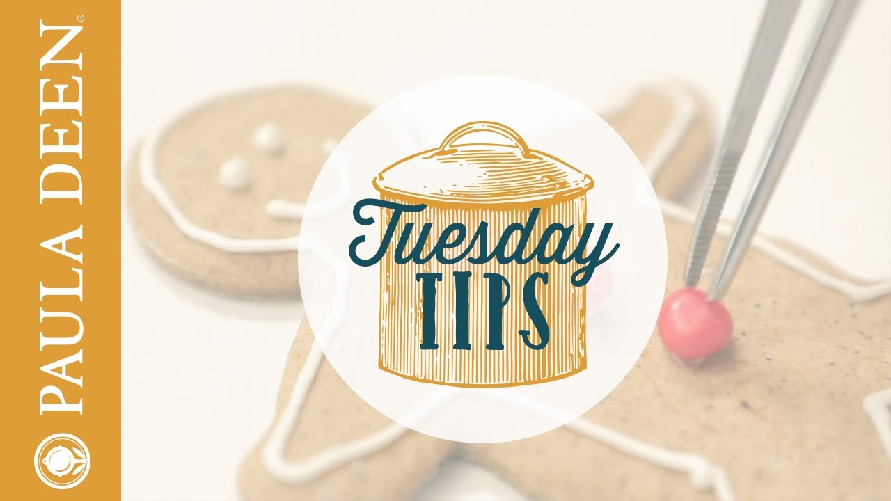 How To Decorate Christmas Cookies Tuesday Tips