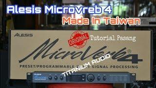 Download lagu Cara Pasang Effect Vokal ALESIS Ke Mixer Yamaha Behringer MP3