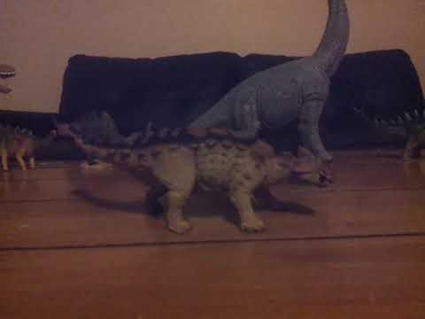 dinosaur review 17 safari ltd 2018 ankylosaurus