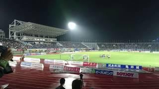 2018年J2リーグ 徳島ヴォルティス‐FC岐阜 得点シーン SCORE SCENE TOKUSHIMA VORTIS - FC GIFU IN J2 LEAGUE 2018 thumbnail