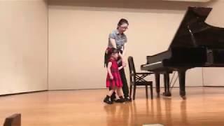 2019 全日本ジュニアクラシック音楽コンクール 予選通過しました。3才8...